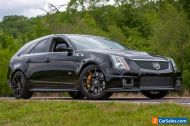 2014 Cadillac CTS 4dr Wagon