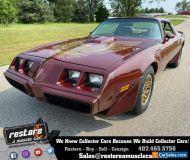 1981 Pontiac Trans Am 4.9 Litre V8, Auto, Only 37K Miles, Mint Survivor