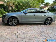 2018 Audi A7 Prestige Package