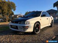 Subaru Impreza Rx 1998 MY 99