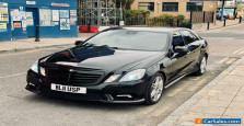 Mercedes E250 Blue Efficiency Sport