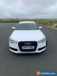 Audi A6 Avant black edition 2.0 TDI 177 PS 6speed Ibis White