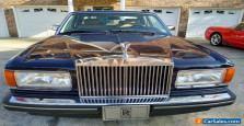 1990 Rolls-Royce Silver Spirit/Spur/Dawn CHROME