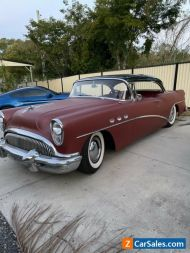 1954 Buick Sports Coupe.