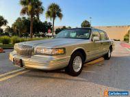 1997 Lincoln Town Car
