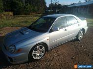 2002 Subaru BUG EYE WRX