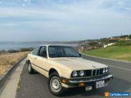 1984 BMW 3-Series I AUTOMATIC
