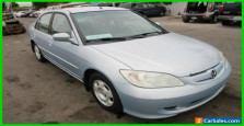 2005 Honda Civic Hybrid 4dr Sedan