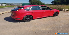 Ford focus st3 225 2006 in colarado red 5 door rs clutch and head gasket done