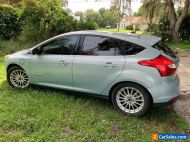 2013 Ford Focus Electric Electric