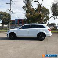 Audi Q7 2013 Diesel