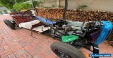 Daimler Consort Restoration Project