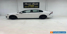 FORD FALCON 2016 XR6 FGX SPRINT  1 0WNER  WOW ONY 2100 KLMS SUIT COLLECTOR