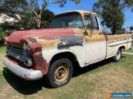 1958 Chevrolet Long Bed Fleetside Pickup