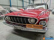 Rare 1962 Dodge Polara Convertible now at Firma Trading Classic Cars Australia