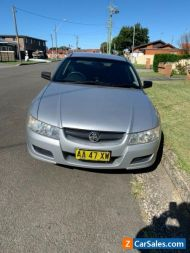 2004 Holden Commodore Sedan Automatic