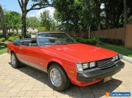 1981 Toyota Celica ST 2dr Convertible
