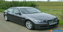 "BMW 320D SE, 2005 E90, Grey, Heated Leather Seats, Sat Nav, 17"" Alloys, Sports"