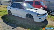 Subaru impeza wrx gc8