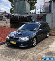 2001 Holden Commodore VX Executive UpSpec SS Wagon 5.7L V8