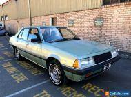 1982 Mitsubishi Sigma Automatic sedan # chrysler mazda datsun cordia