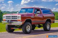 1989 Dodge Ramcharger 2dr 100 4WD SUV