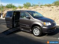 2016 Chrysler Town & Country Limited Platinum Wheelchair Handicap Mobility Van