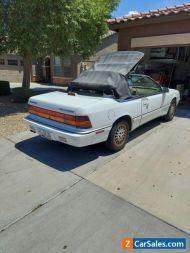 1994 Chrysler LeBaron BASE