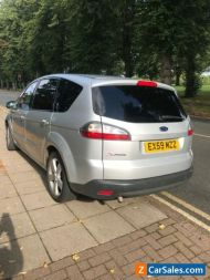 Ford SMax automatic