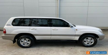 TOYOTA LANDCRUISER 100 SERIES SAHARA 2004 TURBO DIESEL AUTO 4WD 8 SEAT 4X4 WAGON