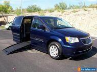 2013 Chrysler Town & Country Touring Wheelchair Handicap Mobility Van