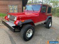 1989 Jeep Wrangler / Yj