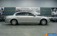 2003 Jaguar S-Type 2.5L V6 Petrol