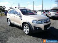2012 Holden Captiva 7 CX (4x4) 7 Seat Auto Turbo Diesel  Tidy Wagon/SUV Low Kms
