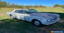 1966 Ford Mustang Coupe 289 V8 Automatic Air Conditioned