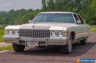 1974 Cadillac Fleetwood Sedan