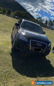 2009 Audi Q5 Quattro 2.0 TDI turbo diesel automatic 7 speed no reserve