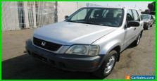 2001 Honda CR-V LX 2WD 4dr SUV