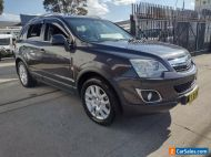 TURBO DIESEL AUTOMATIC 4X4 - 2012 Holden Captiva - VERY GOOD CONDITION