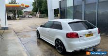 Audi S3 DSG 3Door Ibis White