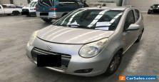 2010 Silver Suzuki Alto