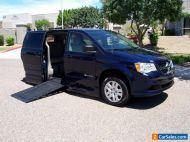 2017 Dodge Grand Caravan SE Wheelchair Handicap Mobility Van