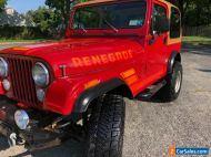 1984 Jeep Jeep CJ7