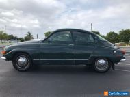 1972 Saab 96 Coupe Saab rare collectors