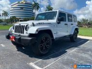 2017 Jeep Wrangler Unlimited UNLIMITED