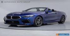 2020 BMW 8-Series M8 Convertible