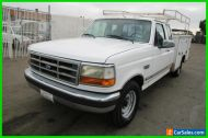 1995 Ford F-250 2dr XLT Extended Cab LB