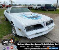 1978 Pontiac Trans Am SE W82, W72 400 V8 Auto, PHS, High Option Car