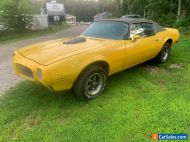 1973 Pontiac Firebird FIREBIRD PROJECT CAR 1973 PRETTY SOLID