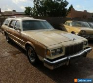 1983 Buick Electra 9 Passenger wagon